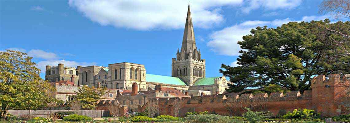 Chichester west sussex self catering